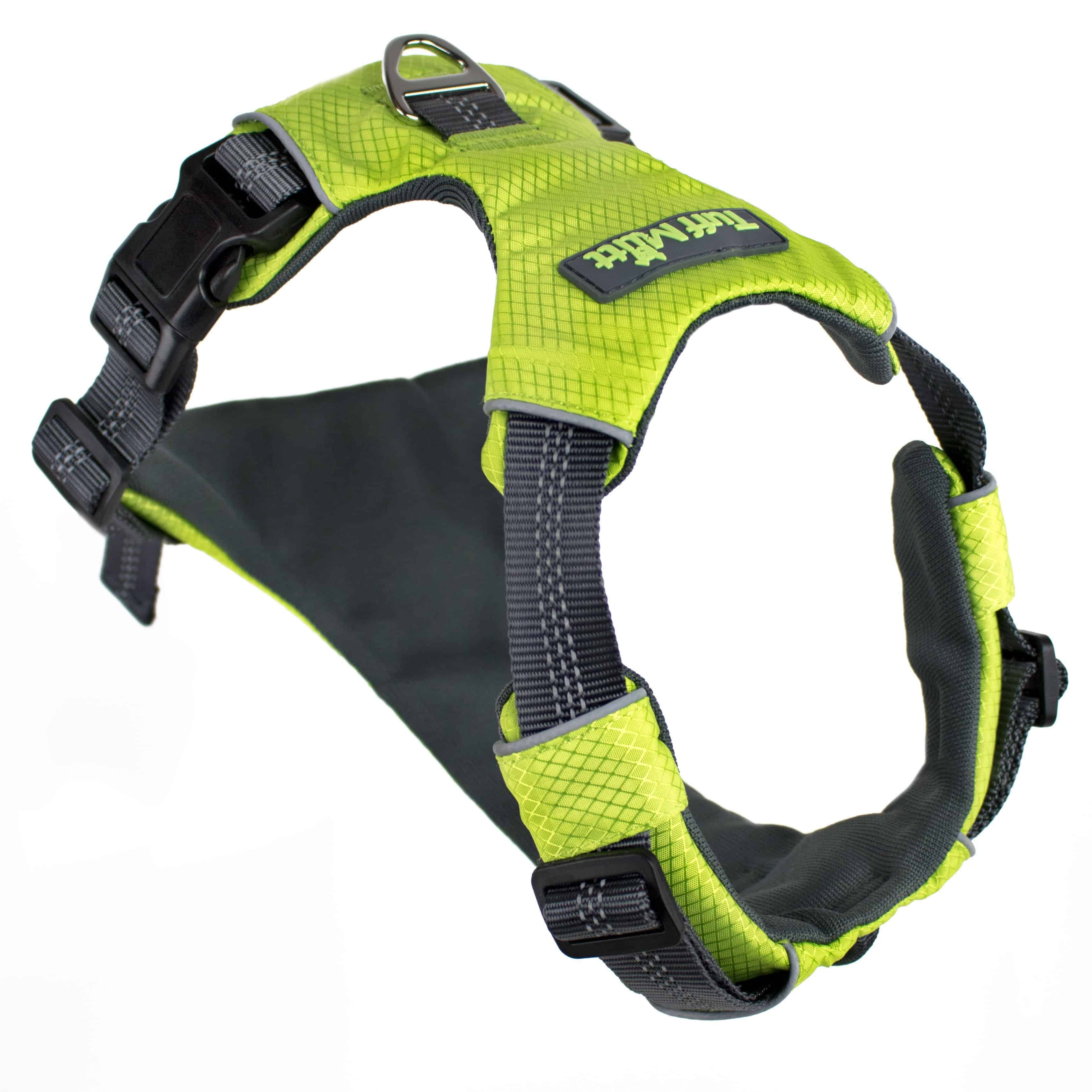 Adventure Dog Harness (Green/Medium)