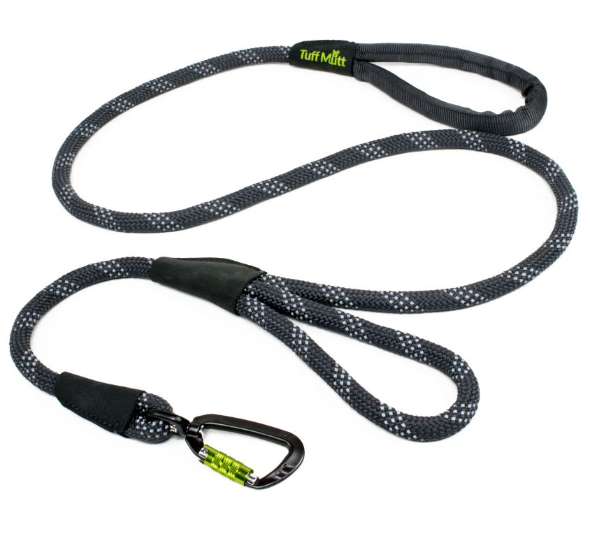 Dual Handle Rope Leash